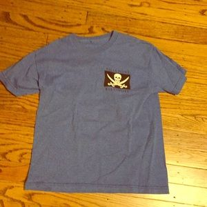 Other - Blue pirate shirt from md